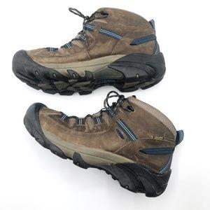 Keen Men's Targhee II Waterproof Mid Hiking Boots